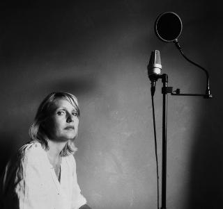 Antje Vowinckel / Photo: Antonio Vacirca