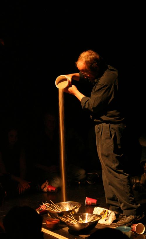 "Performance ""Cycles"", The Banff Centre for the Arts, June 2005 