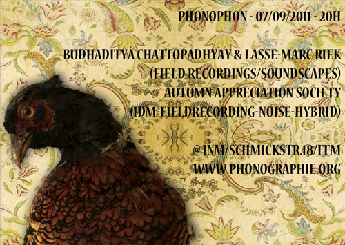 Phonophon | 07.09.2011 | 20:00
