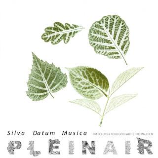 PLEIN AIR   Silva Datum Musica / TIM COLLINS & REIKO GOTO WITH CHRIS MALCOLM