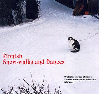 Finnish Snow Walks and Dances | Various Artists | Raw Audio