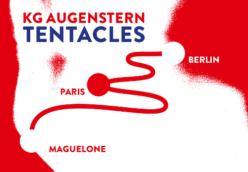 Upcoming Release @ Gruenrekorder - Tentacles / Kg Augenstern /Book & CD / Gruen 170