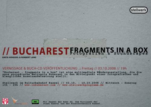 Bukarest | Bucure?ti – fragmente
