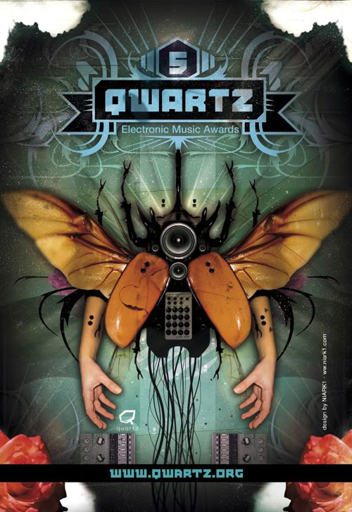 Qwartz Electronic Music Award