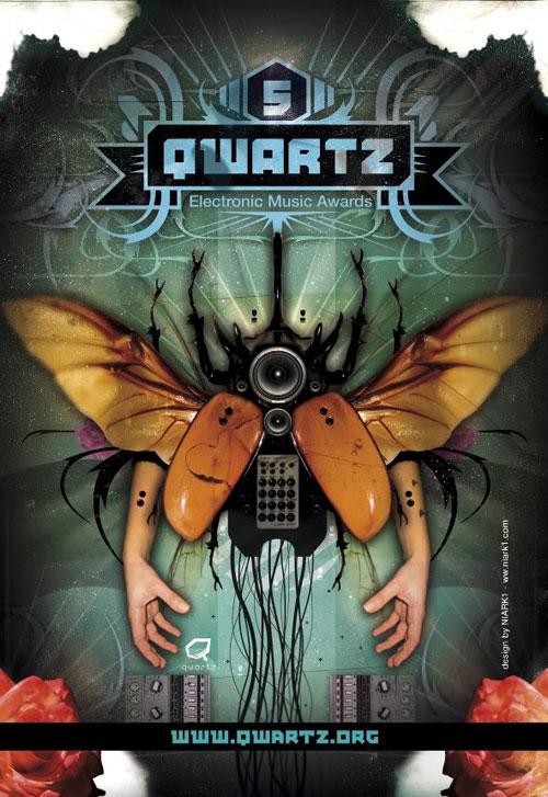 Qwartz Electronic Music Award